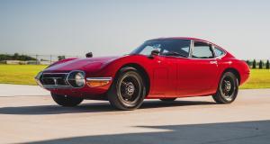 Toyota 2000 GT : la japonaise des années 60 qui tient tête aux Ferrari et aux Jaguar