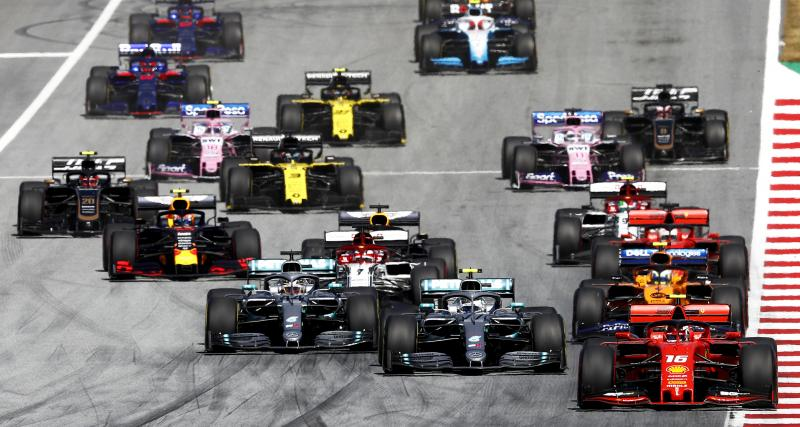 Grand Prix d'Autriche : à quelle heure et sur quelle chaîne TV ?