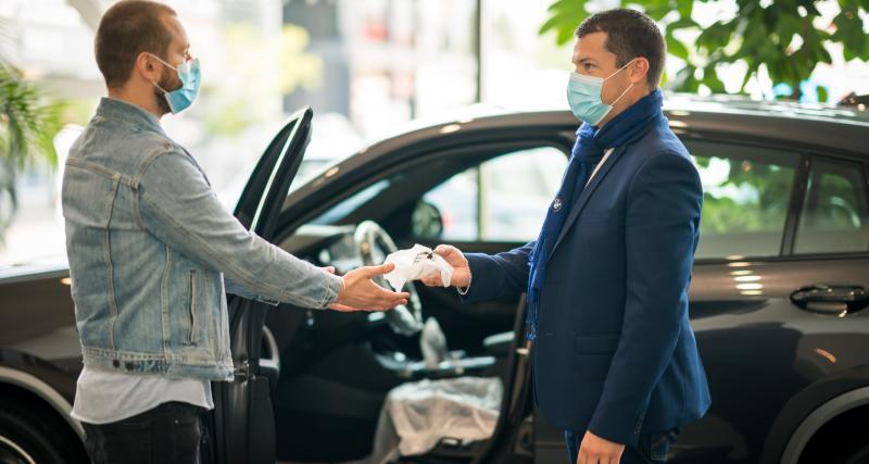 Vincent Salimon, comment BMW a-t-il traversé la crise sanitaire liée au coronavirus ?
