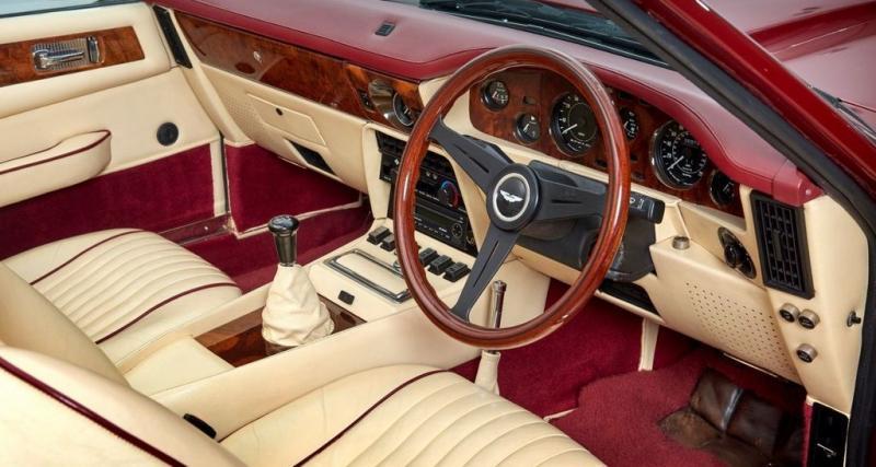 La V8 Volante