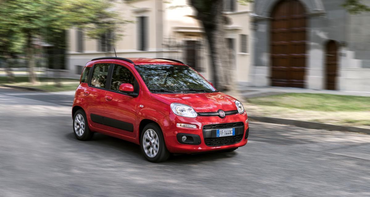 Fiat Panda micro-hybride : l'hybride abordable