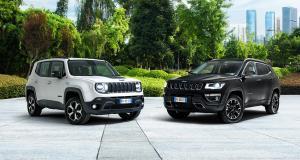 Jeep Compass 4Xe et Renegade 4Xe : tous les tarifs des SUV hybrides rechargeables