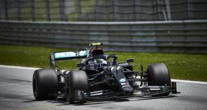 Grand Prix d'Autriche : la victoire pour Bottas devant Leclerc, le classement de la course