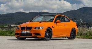 BMW M3 (E92) : il prend 340 km/h en propulsion sur l'autoroute !