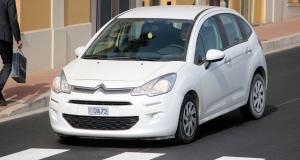 Une Citroën C3 flashée par les gendarmes à 192 km/h sur une nationale !