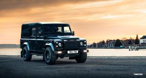 Twisted NA-V8 : le Land Rover Defender custom à l'américaine