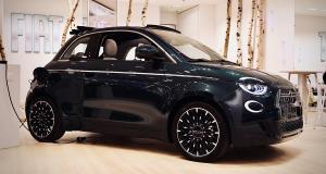 Fiat 500 électrique : toutes nos photos de la citadine zéro émission