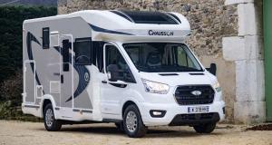 Chausson Titanium 650 : le camping-car super équipé bien dans ses baskets