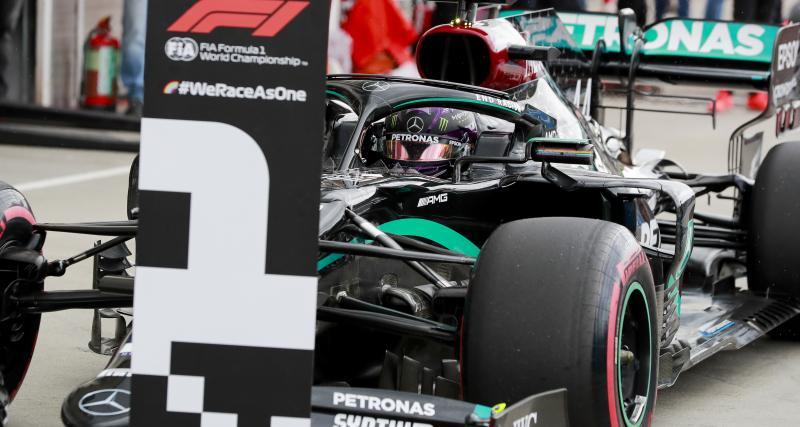 F1 : le classement Pilotes de la saison 2020