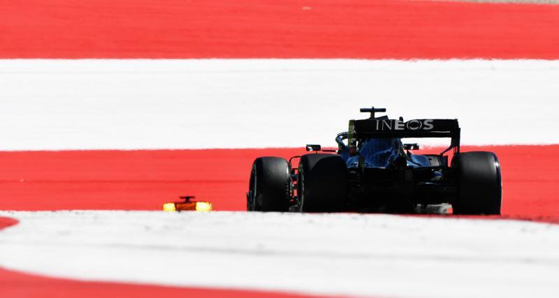 F1 : le classement Constructeurs de la saison 2020