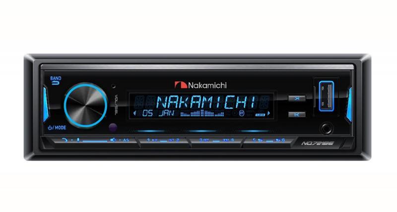 Nakamichi célèbre son premier anniversaire pour son retour sur le marché américain du car audio