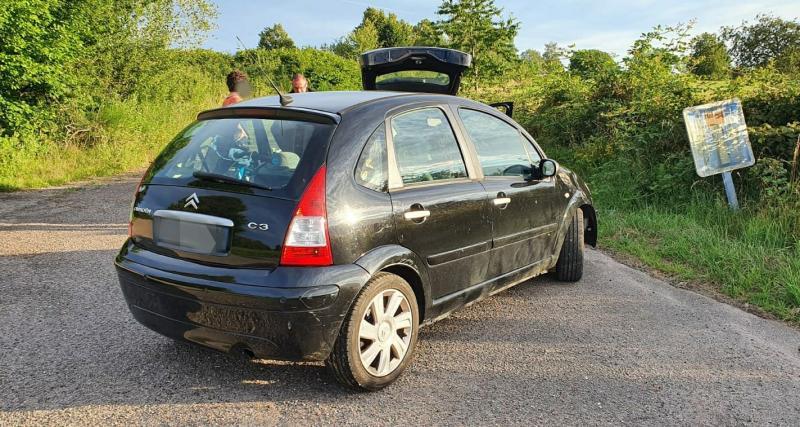Fous du volant : attrapé par les gendarmes à 192 km/h sur une nationale