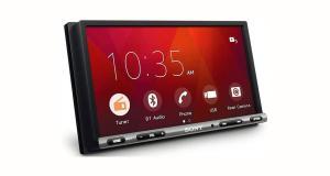 Un autoradio multimédia avec fonction Smartphone à prix canon chez Sony