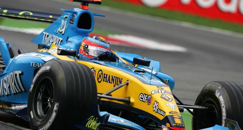 Un palmarès bien garni en F1