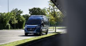 Camping-car Hymer Free 540 Blue Evolution : le loisir en grand, l'évasion en bleu