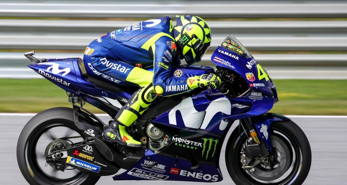 MotoGP - transferts : Valentino Rossi chez Petronas Yamaha jusqu'en 2022 ?
