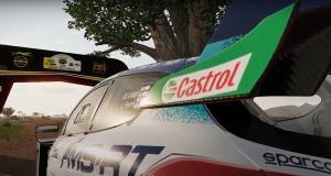 WRC 9 : nouvelle démo de gameplay en Ford Fiesta (vidéo)