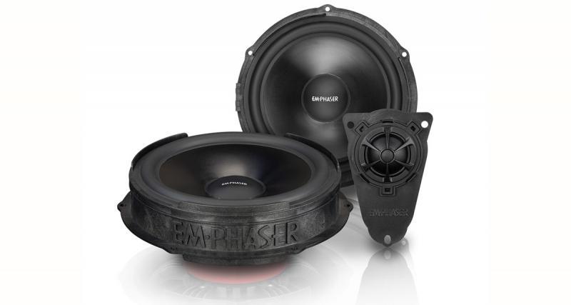 Emphaser dévoile un kit haut-parleur 2 voies « plug and play » pour les VW T5
