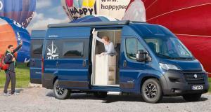 Westfalia Amundsen : camping-car confort, spacieux et généreusement équipé, à partir de 41 430 euros