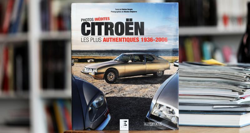 Citroën : 70 ans d'audace et de créativité
