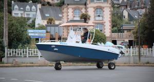 Tringa, le premier bateau homologué sur route, prend la mer cet été