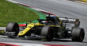 Grand Prix de Styrie : le crash de Ricciardo en vidéo