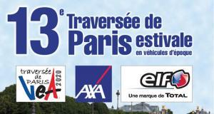 Traversée de Paris estivale : la 13ème édition prévue pour fin août