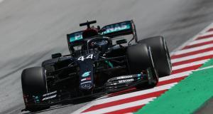 F1 - Qualifications du Grand Prix de Styrie : la grille de départ