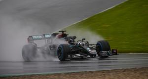 Grand Prix de Styrie de F1 : le départ en vidéo