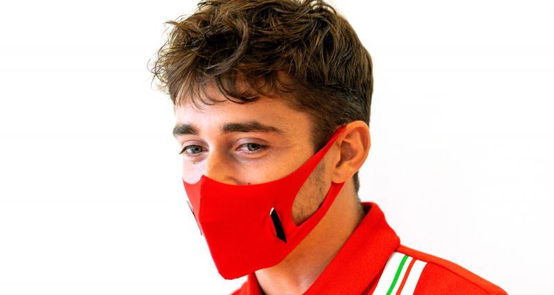 Grand Prix de Styrie de F1 - Charles Leclerc : «j'ai fait le con»
