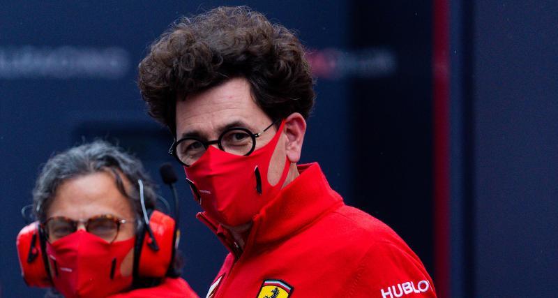 Grand Prix de Styrie de F1 : la réaction de Mattia Binotto après l'accrochage Leclerc - Vettel (vidéo)