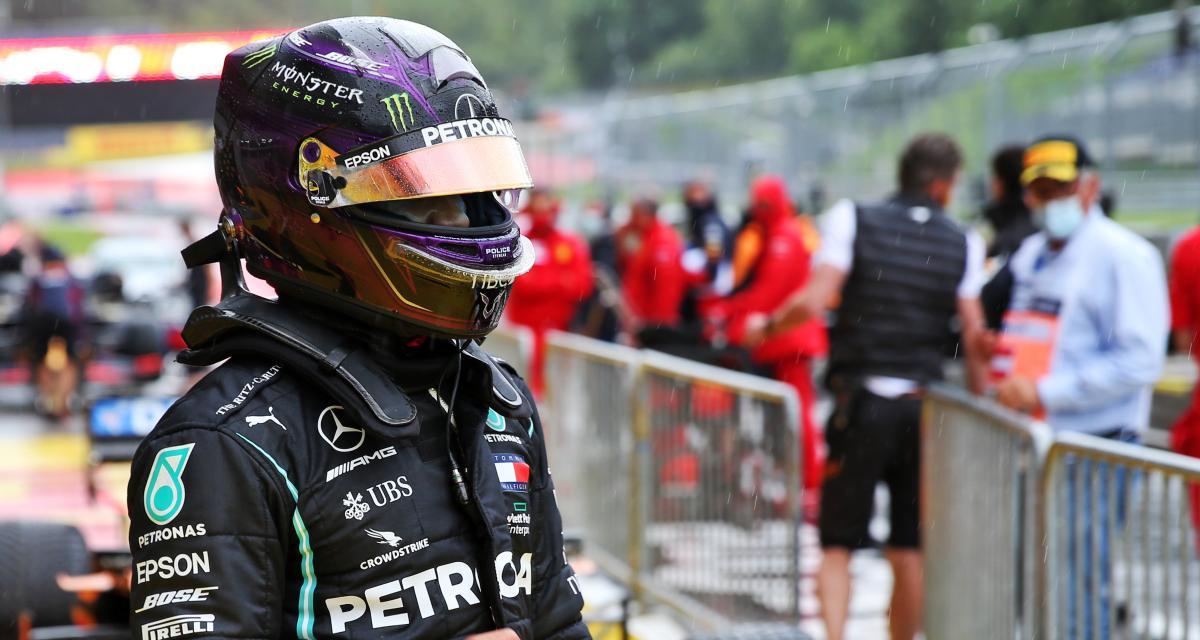 Grand Prix de Styrie de F1 : victoire d'Hamilton, le classement final