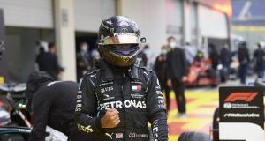 Grand Prix de Styrie de F1 : la réaction de Lewis Hamilton après sa victoire