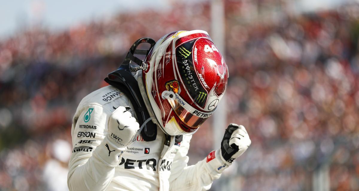 F1 - Grand Prix de Hongrie : le palmarès complet
