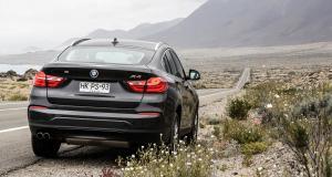 À fond de compteur : il tape 262 km/h en BMW X4 M40d