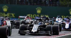 F1 - Grand Prix de Hongrie : l'historique de Romain Grosjean sur le Hungaroring