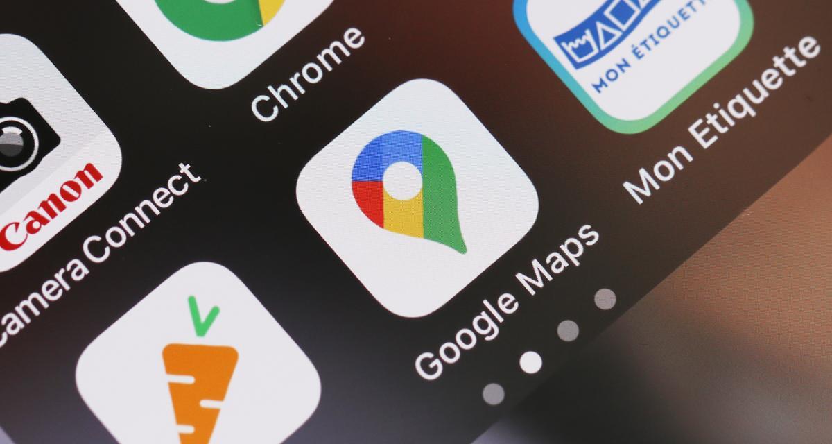 Google Maps teste la signalisation des feux tricolores chez certains utilisateurs