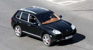 À 140 km/h sur une départementale en Porsche Cayenne, la gendarmerie lui confisque son permis
