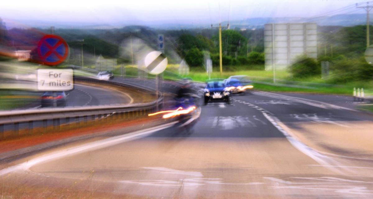 Fous du volant : un chauffard hollandais à 206 km/h sur l'autoroute A6
