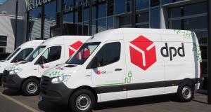 Mercedes & DPD : des eSprinter pour la livraison du dernier kilomètre à Berlin et Nuremberg