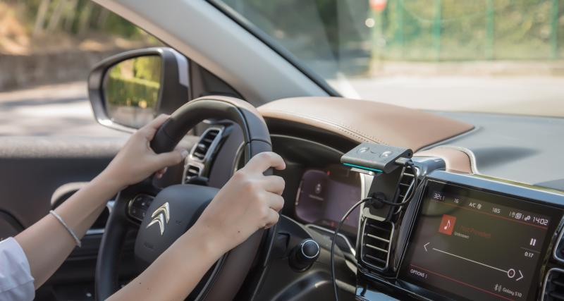 Amazon Echo Auto : Alexa dans votre voiture pour moins de 60 euros