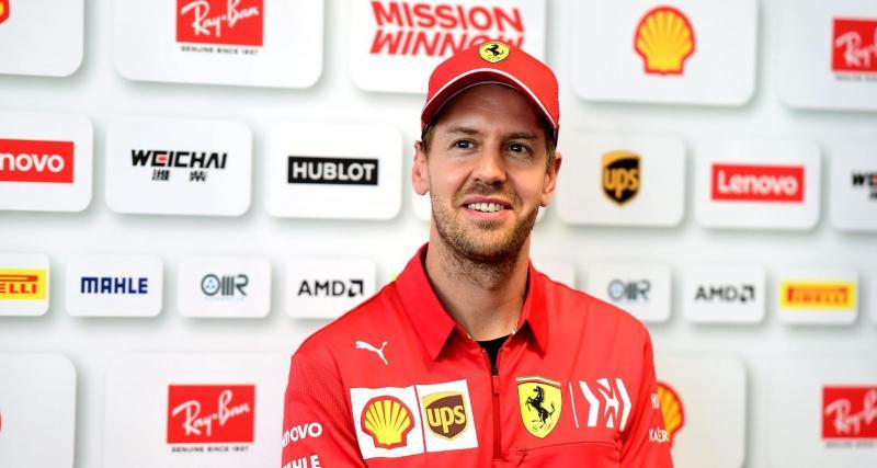 F1 - transferts : Vettel en discussion avec Racing Point, Pérez dindon de la farce ?
