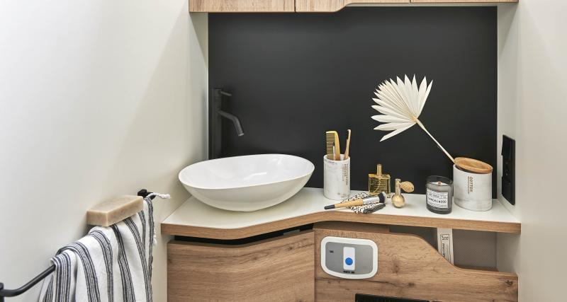 Cuvette de WC en céramique