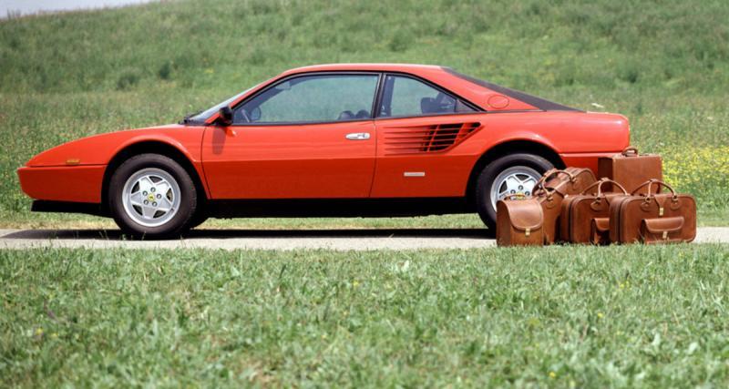 Ferrari Mondial : la sportive au cheval cabré boudée par les fans