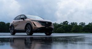 Nissan Ariya (2021) : le nouveau SUV nippon qui promet jusqu'à 395 ch et 500 km d'autonomie