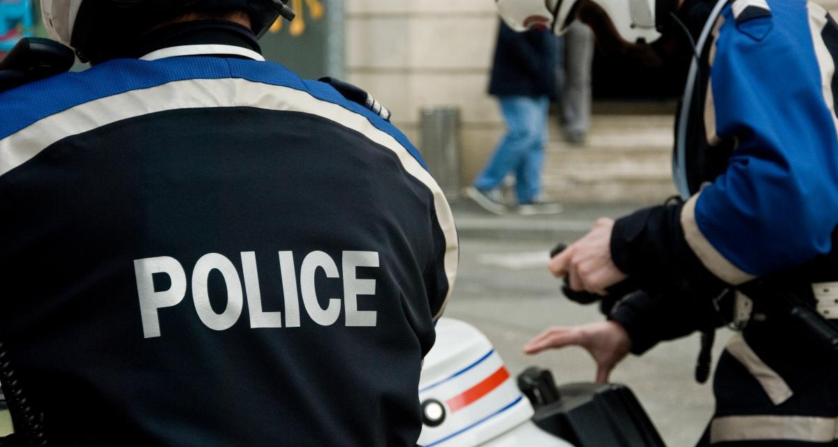 À 169 km/h en BMW sur la Route Bleue, les policiers voient rouge