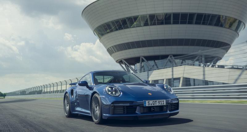 Porsche 911 Turbo (2020) : la nouvelle génération débarque avec 580 ch
