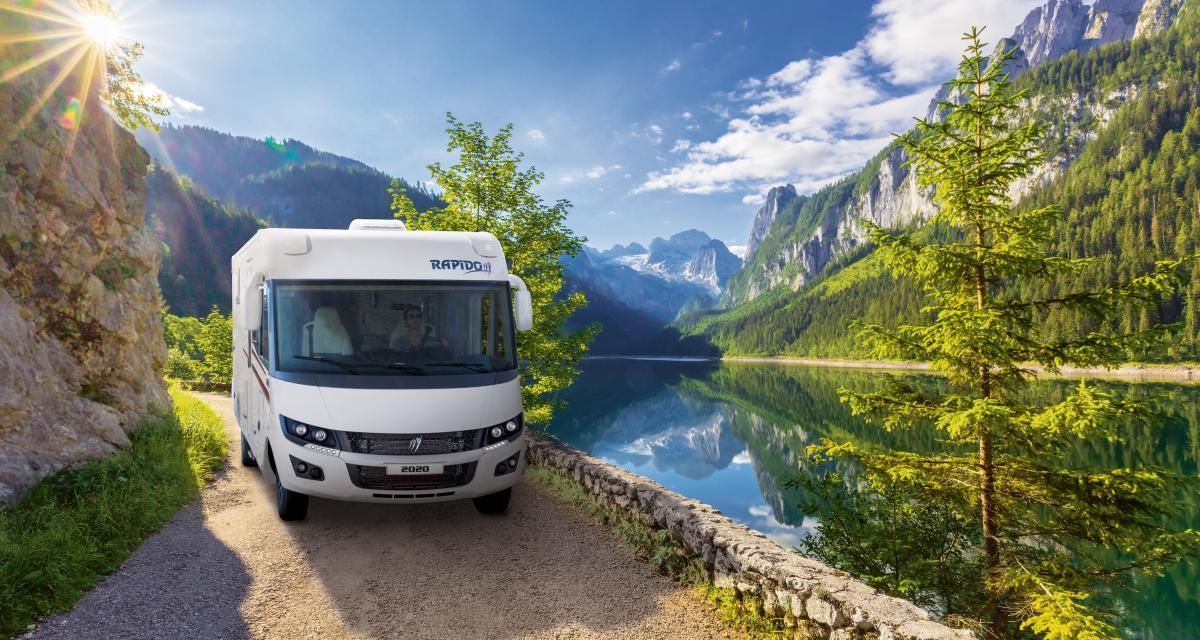Camping-car Rapido 2021 : les prix des nouveaux modèles