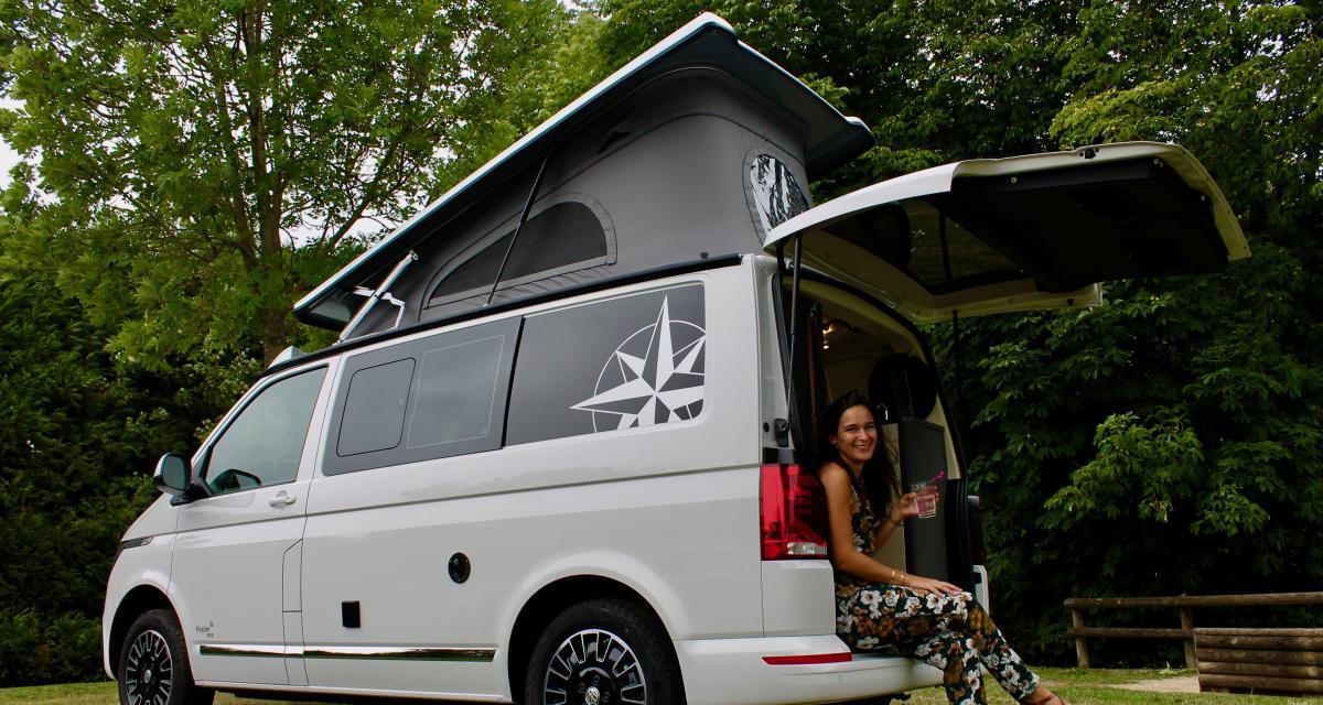 Westfalia Kepler Five : le nouveau camping-car compact idéal