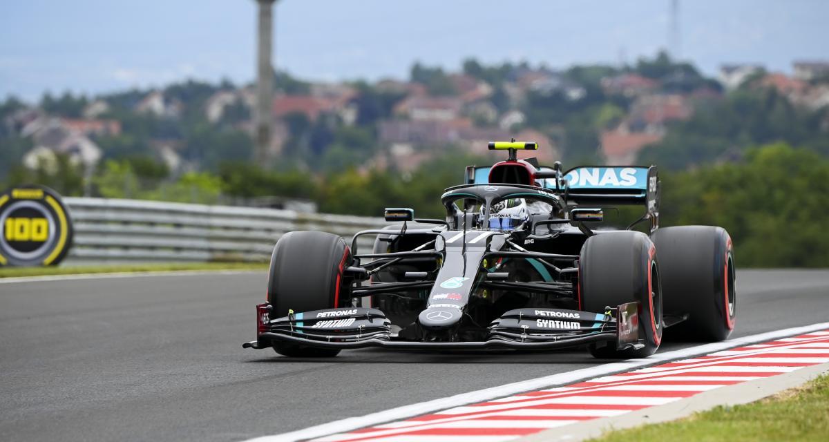 Grand Prix de Hongrie de F1 - EL3 : les résultats
